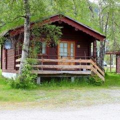 Отель Skysstasjonen Cottages Коттедж с различными типами кроватей фото 16