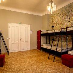 Ahoy! Hostel Кровать в общем номере с двухъярусной кроватью фото 4