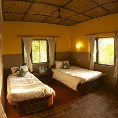 Отель Maruni Sanctuary by KGH Group Непал, Саураха - отзывы, цены и фото номеров - забронировать отель Maruni Sanctuary by KGH Group онлайн комната для гостей фото 2