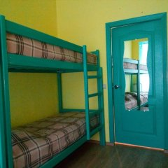 Отель Жилое помещение Kaylas Кровать в общем номере фото 8