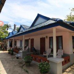 Отель Saladan Beach Resort 3* Бунгало с различными типами кроватей фото 46