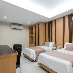 The Allano Phuket Hotel 3* Улучшенный номер с различными типами кроватей