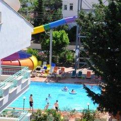 Elysium Otel Marmaris 2* Стандартный номер с различными типами кроватей фото 8