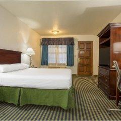 Отель Milpitas Inn 2* Стандартный номер с различными типами кроватей фото 4