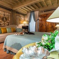 Отель Piazza Pitti Palace Улучшенные апартаменты с различными типами кроватей фото 2
