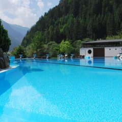 Отель Camping Zögghof Италия, Горнолыжный курорт Ортлер - отзывы, цены и фото номеров - забронировать отель Camping Zögghof онлайн бассейн