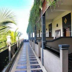 Отель Balangan Sea View Bungalow 3* Стандартный номер с различными типами кроватей фото 4