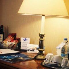 Гостиница Рэдиссон Славянская 4* Полулюкс с двуспальной кроватью фото 2