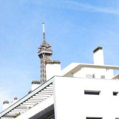 Отель Residence Champs de Mars балкон