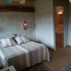 Отель Chambres d'Hôtes Manoir Du Chêne Стандартный номер с двуспальной кроватью фото 8
