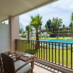 Отель Katathani Phuket Beach Resort 5* Номер Делюкс с двуспальной кроватью фото 11