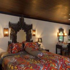 Отель Tropica Bungalow Resort 3* Семейный номер Делюкс с двуспальной кроватью фото 16