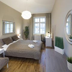 Hotel Apartments Wenceslas Square комната для гостей фото 5