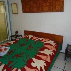 Отель Fare D'hôtes Tutehau Стандартный номер с различными типами кроватей фото 5