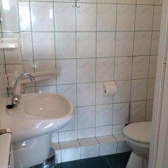 Отель Attila Apartmanhaz ванная