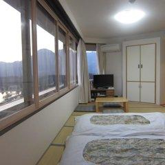 Myogi Green Hotel Томиока комната для гостей фото 3