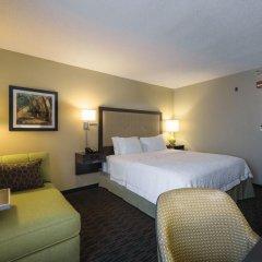 Отель Hampton Inn Meridian 2* Стандартный номер с различными типами кроватей фото 20