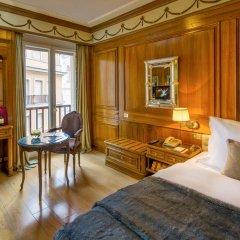 Отель Hassler Roma 5* Стандартный номер с различными типами кроватей фото 4