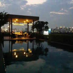 Отель My Home In Bangkok Бангкок бассейн