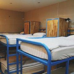 Отель Kim Cuong Da Lat Кровать в общем номере фото 6