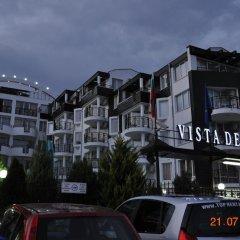 Апартаменты Natalia Apartment in Vista Del Mar 2 Свети Влас парковка