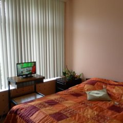Мини-Отель Ю-Порт Номер Эконом разные типы кроватей фото 12