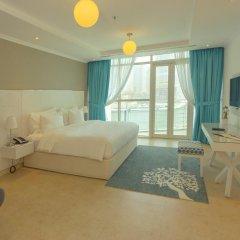 Отель Jannah Marina Bay Suites Апартаменты с различными типами кроватей фото 2
