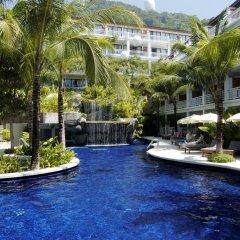 Отель Sunset Beach Resort бассейн фото 3