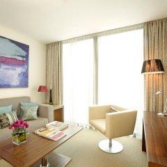 Отель Park Plaza County Hall London 4* Полулюкс с различными типами кроватей фото 4