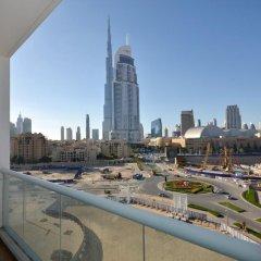 Апартаменты One Perfect Stay Studio Burj Al Nujoom Студия Делюкс с различными типами кроватей фото 11
