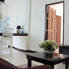 Отель Thanaree Place Таиланд, Бангкок - отзывы, цены и фото номеров - забронировать отель Thanaree Place онлайн комната для гостей фото 4