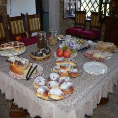 Отель Antico Casale Fossacieca Чивитанова-Марке питание