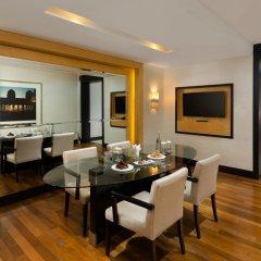 Отель Kempinski Mall Of The Emirates 5* Люкс с различными типами кроватей фото 13