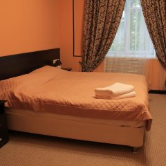 Адам Отель 3* Люкс с различными типами кроватей фото 2