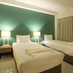 Wiz Hotel 3* Номер Делюкс с различными типами кроватей фото 8
