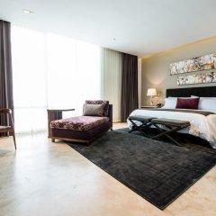 Square Small Luxury Hotel 4* Улучшенный люкс с различными типами кроватей фото 4