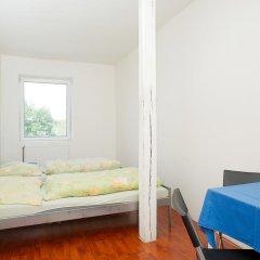 Abex Hostel Кровать в общем номере с двухъярусной кроватью фото 5