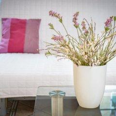 Отель LeoApart Апартаменты с различными типами кроватей фото 6