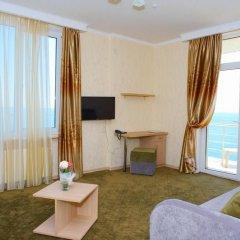 Гостиница Вилла Лаванда Стандартный семейный номер с двуспальной кроватью фото 3