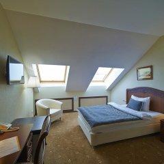 Гостиница Годунов 4* Стандартный номер с различными типами кроватей фото 12