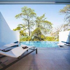 Отель Seductive Sunset Villa Patong A5 бассейн