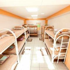 NOMADS hostel & apartments Кровать в общем номере с двухъярусной кроватью фото 2