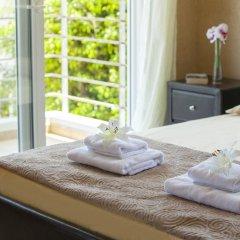Отель Beachfront villa Del Mare Кипр, Протарас - отзывы, цены и фото номеров - забронировать отель Beachfront villa Del Mare онлайн комната для гостей фото 2