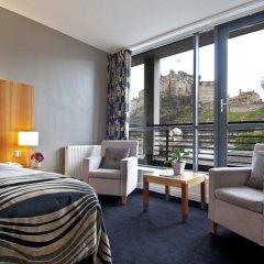 Apex Grassmarket Hotel 4* Стандартный номер с 2 отдельными кроватями фото 4