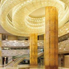 Soluxe Hotel Guangzhou сауна