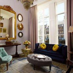 Hotel Pulitzer Amsterdam 5* Президентский люкс с различными типами кроватей фото 23
