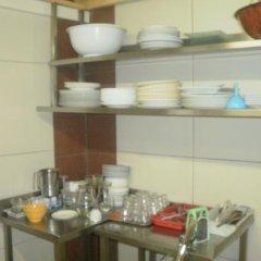 Baccarat Hostel питание