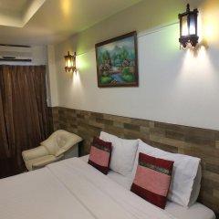 Апартаменты Chaba Garden Apartment Стандартный номер с различными типами кроватей фото 3