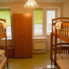 Citrus Hostel Кровать в общем номере с двухъярусной кроватью фото 2