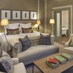 Отель Intercontinental Edinburgh the George 5* Улучшенный номер с различными типами кроватей фото 4